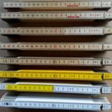 供应2米10桦木折弹簧尺