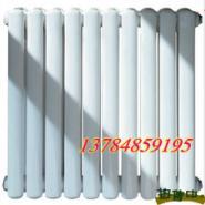 椭圆管暖气片钢制二柱散热器图片