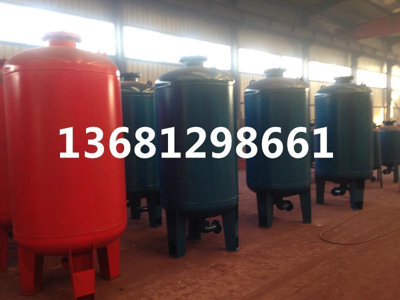 供应隔膜气压罐价格/隔膜气压罐厂家/隔膜式气压罐样品图