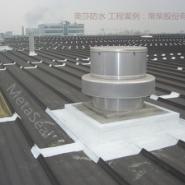 镇江金属屋面防水工程图片