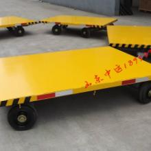 供应高品质集装板拖车,平板拖车