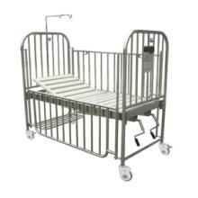 供应ZBE12-A手动双摇儿童护理床 儿童床 病床