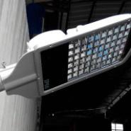 供应led灯具外壳  60W新款路灯外壳  YG-03新款压铸路灯外壳