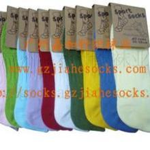 供应【女袜】中国广州袜子生产厂家纯棉女士外贸女袜,运动、休闲棉袜批发