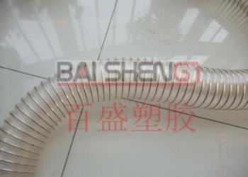 南京PU聚酯钢丝软管低价图片