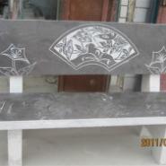 青石石桌图片
