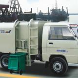 供应5方时代中驰挂桶垃圾车,环保垃圾车,环卫车