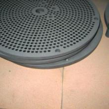 供应用于的石墨盘铜管焼结载具电热盘发热盘