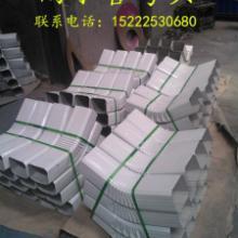 胜博供应108*144型金属落水管  排水彩钢彩铝落水管厂家批发图片