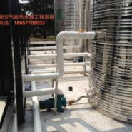 浙江空气能热水器工程报图片