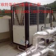 丽水20P/15-20吨空气能热水工程图片