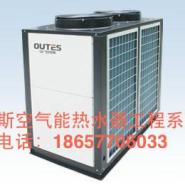 10P6-8-10吨空气能热水工程机图片