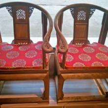 供应家具用品金丝楠木圈椅报价,金丝楠木家具三件套批发