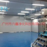 清远食品厂装修清远微生物实验室图片