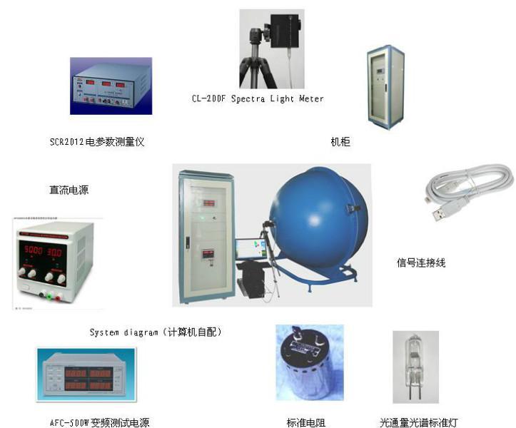 LED光电参数测量仪