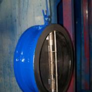 316蝶形H77W-16P对夹式止回阀图片