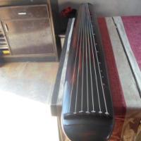 供应扬州欧阳南亲斫混沌混沌古琴8.5万收藏古琴