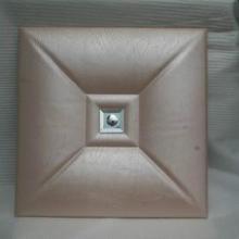 供应背景墙林瀛皮雕软包的艺术性