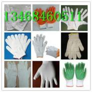 700克漂白棉纱手套图片