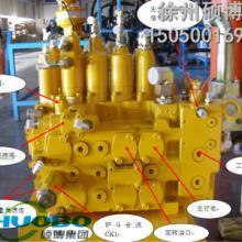 供应工程机械液压主控阀组实物解剖模型图片