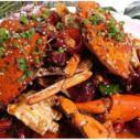 供应用于三亚海鲜|三亚美食|三亚阿浪的香辣蟹做法大全