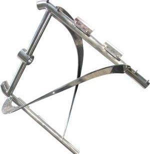 锚式螺带高粘度桨图片
