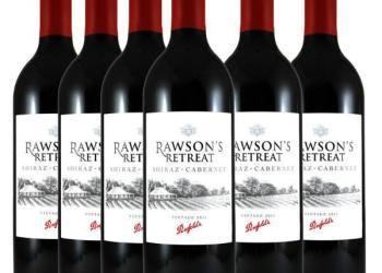 澳洲奔富洛神上庄加本力干红葡萄酒图片