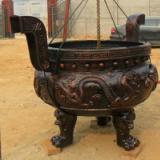 供应河北保定铜香炉制作厂家,河北保定铜香炉制作