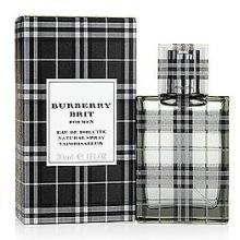 供应巴宝莉黑风格男士香水进口香水批发批发