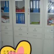 合肥办公铁皮文件柜对开门档案柜图片