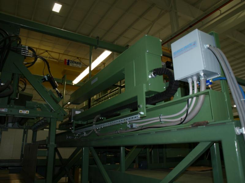 供应硅片在线测厚仪激光测厚仪