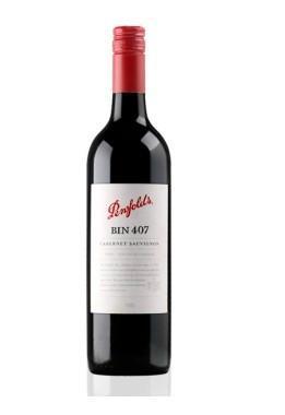供应奔富红酒报价、奔富407解百纳赤霞珠红葡萄酒