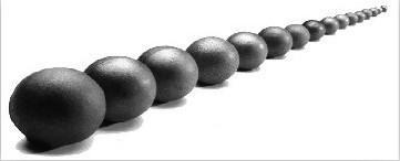 供应球磨机耐磨钢球 供应华民球磨机热轧钢球 锻造钢球