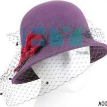 供应欧美简约时尚风格2015款时装帽礼帽