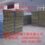 供应山东潍坊岩棉板板房材料/山东岩棉板房材料/潍坊岩棉板房材料