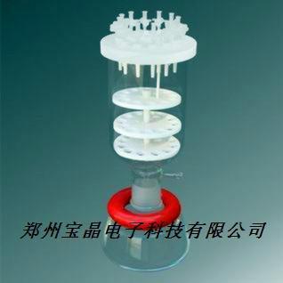 YGC-6螺旋式固相萃取仪|固相萃取|12孔固相萃取装置|宝晶YGC固相萃取仪|固相萃取仪价格