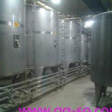 供应二手饮料设备二手食品发酵罐