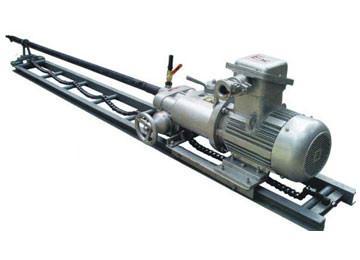 供应防爆岩石电钻矿用探水钻机