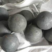 供应华民 锻造钢球 磨球锻球 热处理工艺 韧性好 不破碎