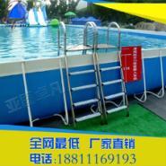 厂家直销支架水池大型支架泳池图片