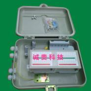 室外防水36芯光纤配线箱图片