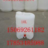 内蒙古10公斤带水嘴白酒塑料桶图片