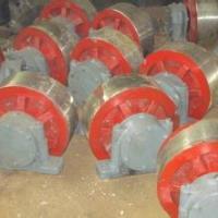 供应2000回转窑齿轮托辊光圈配件