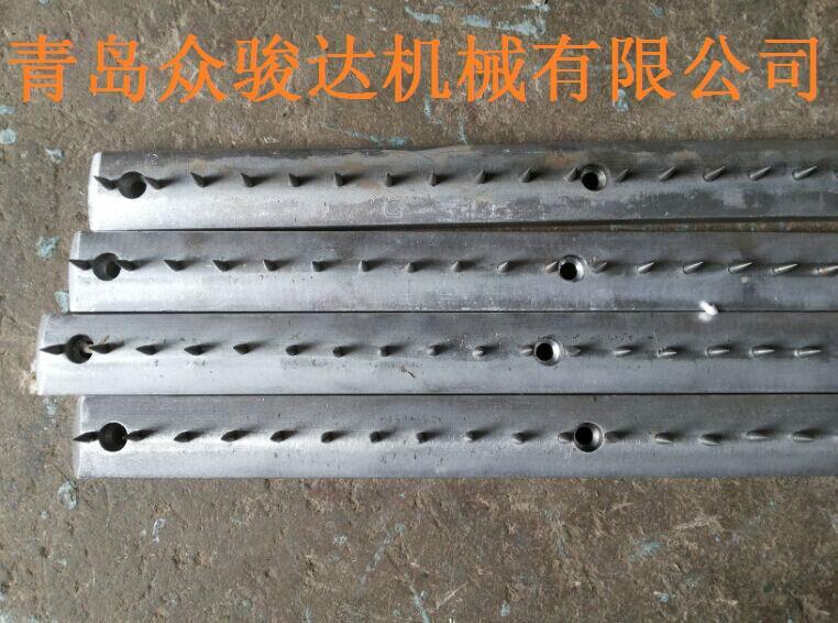 供应FA116主除杂机针板结合件