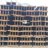 供应深圳市热轧国标Q235普通工字钢_钢材图片