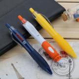 供应订做广告礼品塑料圆珠笔塑料笔厂