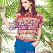 杭州品牌爱诗帛雅新款女装低价批发图片