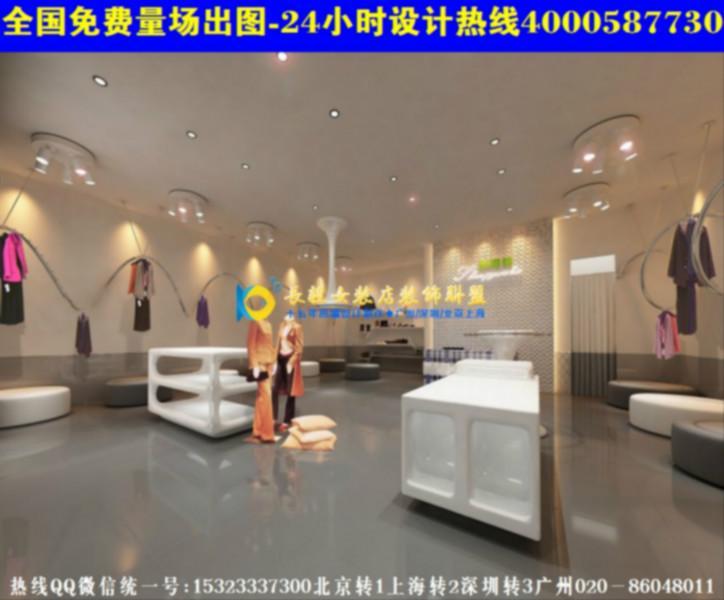 时尚女装 时尚女装供货商 西藏精品时尚女装店装修效果图 韩国潮女装高清图片