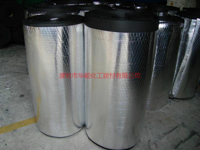 供应橡塑保温板贴箔,防火吸音隔热材料,橡塑海绵不干胶