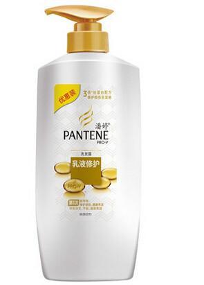 潘婷洗发水图片